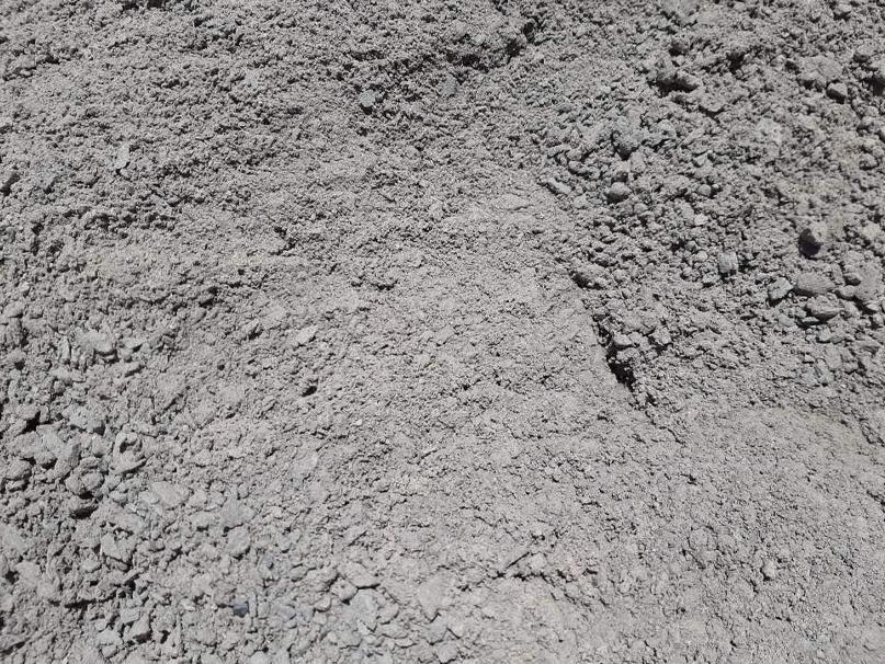 building product sample concrete mix