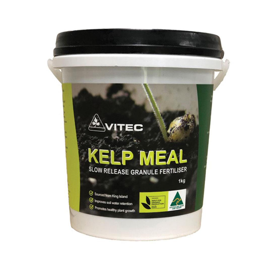 Vitec kelp meal product tub