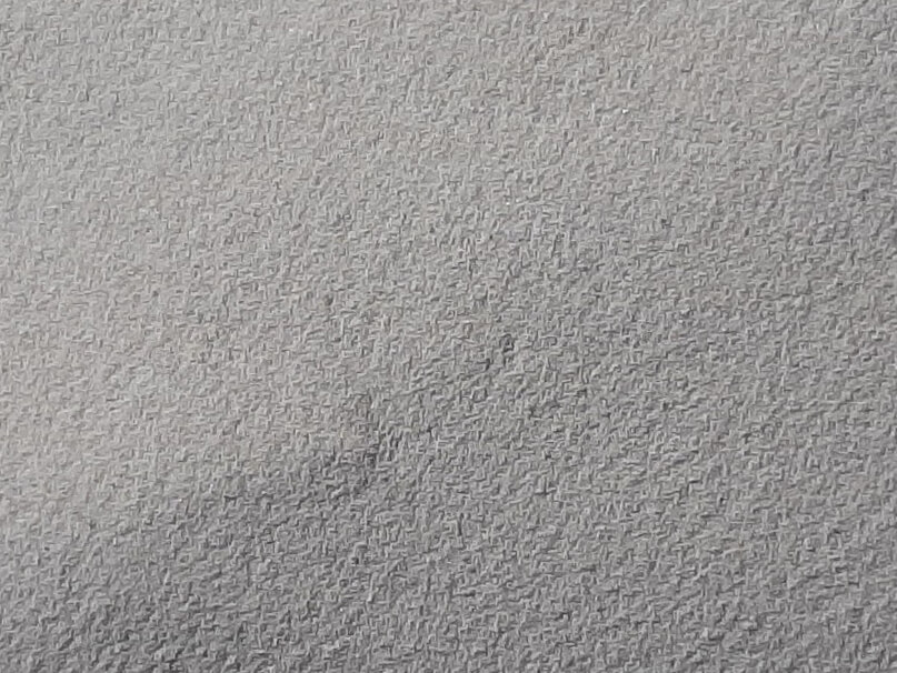 building product sample white brickies sand