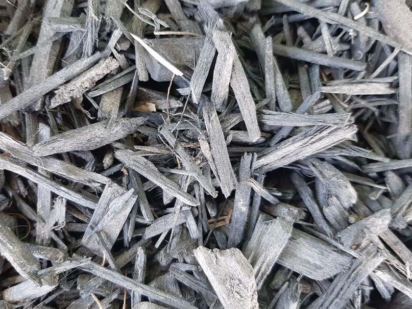 Mulch sample Midnight Fines