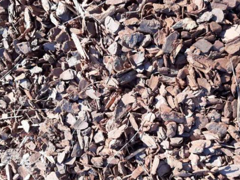 Mulch sample Pine Bark 15mm